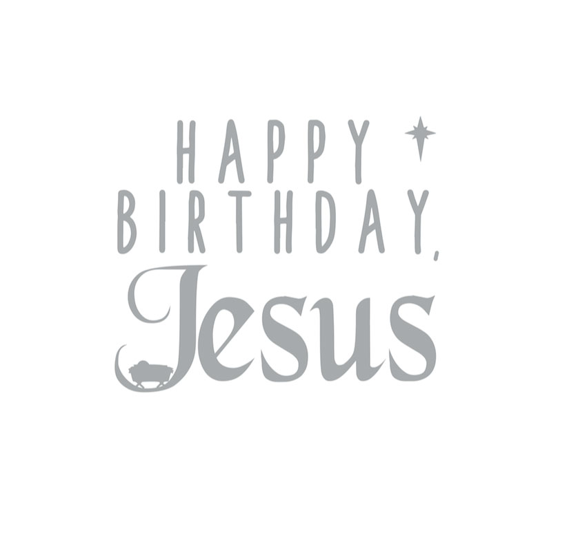 1004 Happy Birthday Jesus