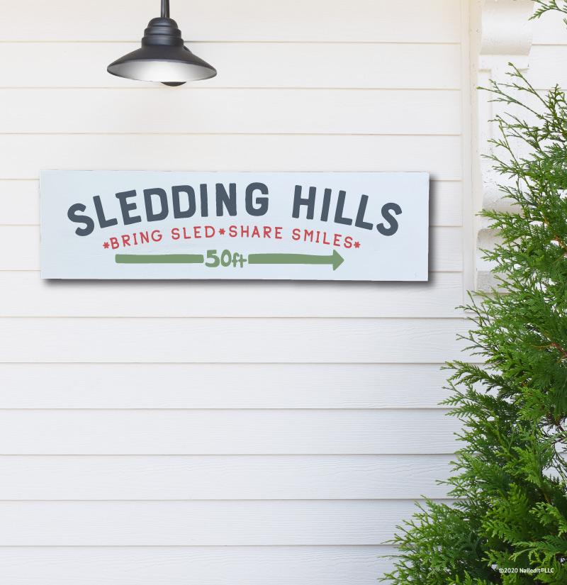 1031 Sledding Hills