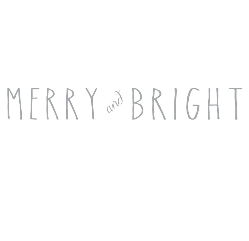 1006 Merry and Bright Plank
