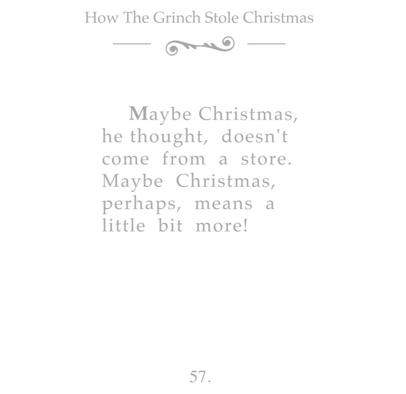 1033 Grinch Book Quote