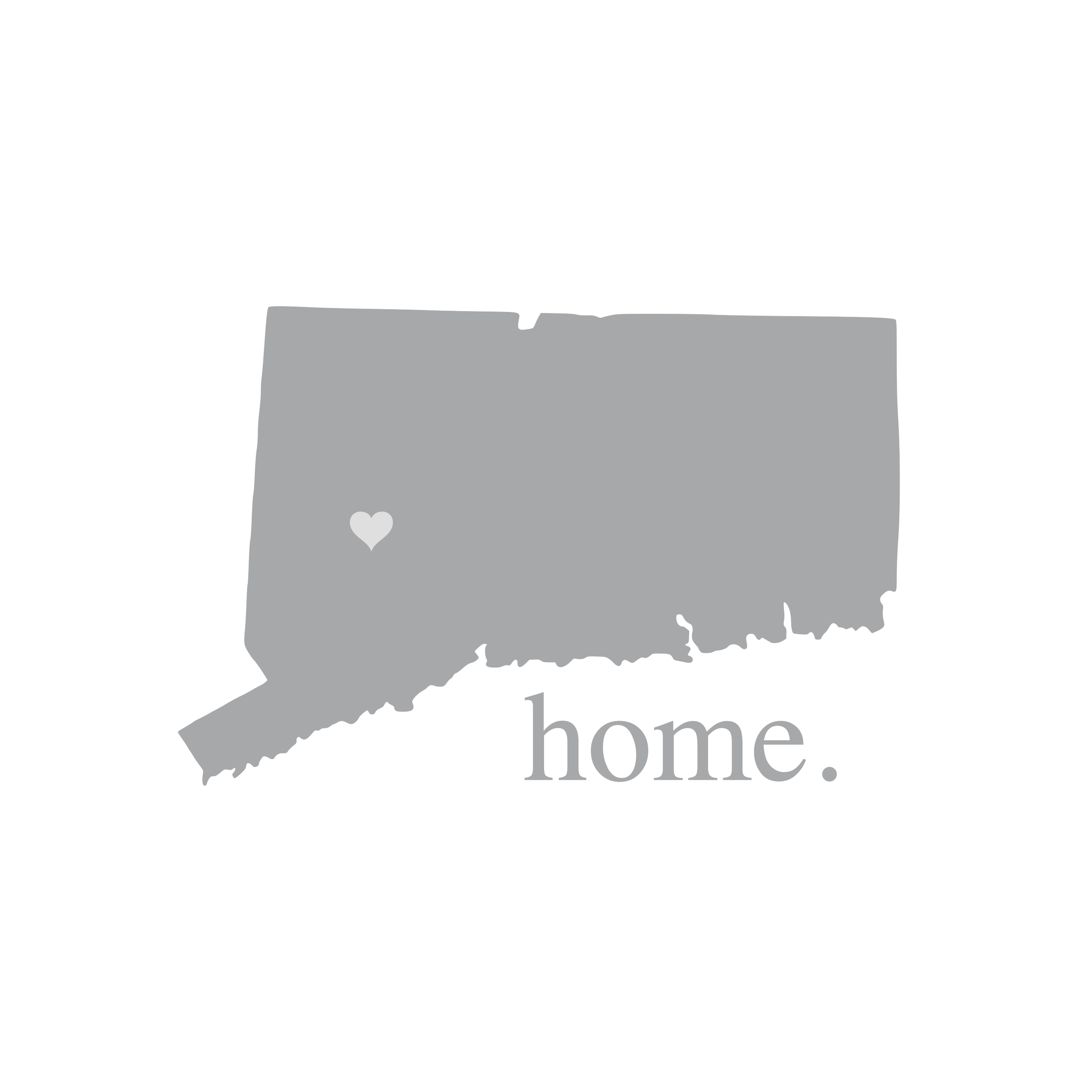 8060 Connecticut Home State