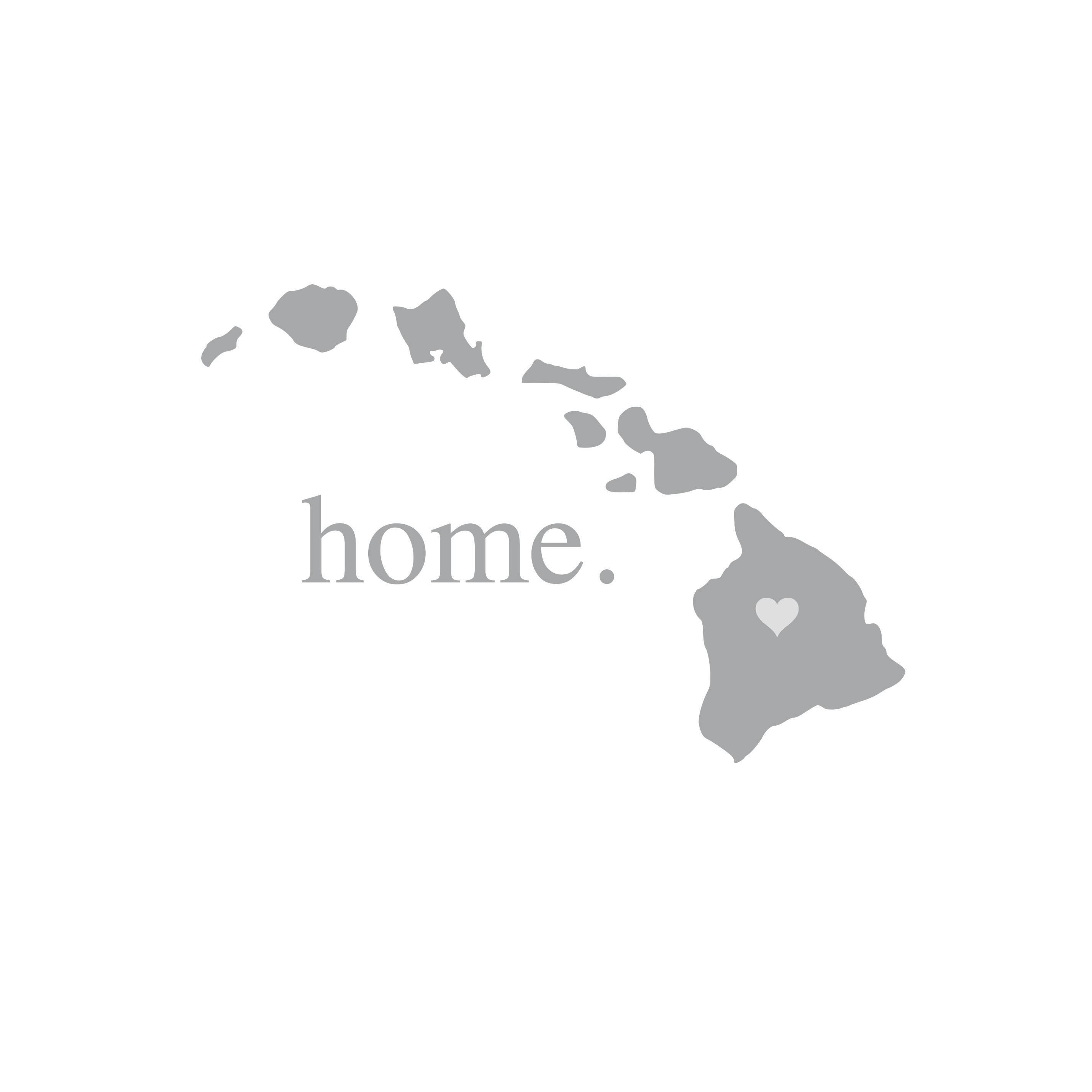 8100 Hawaii Home State