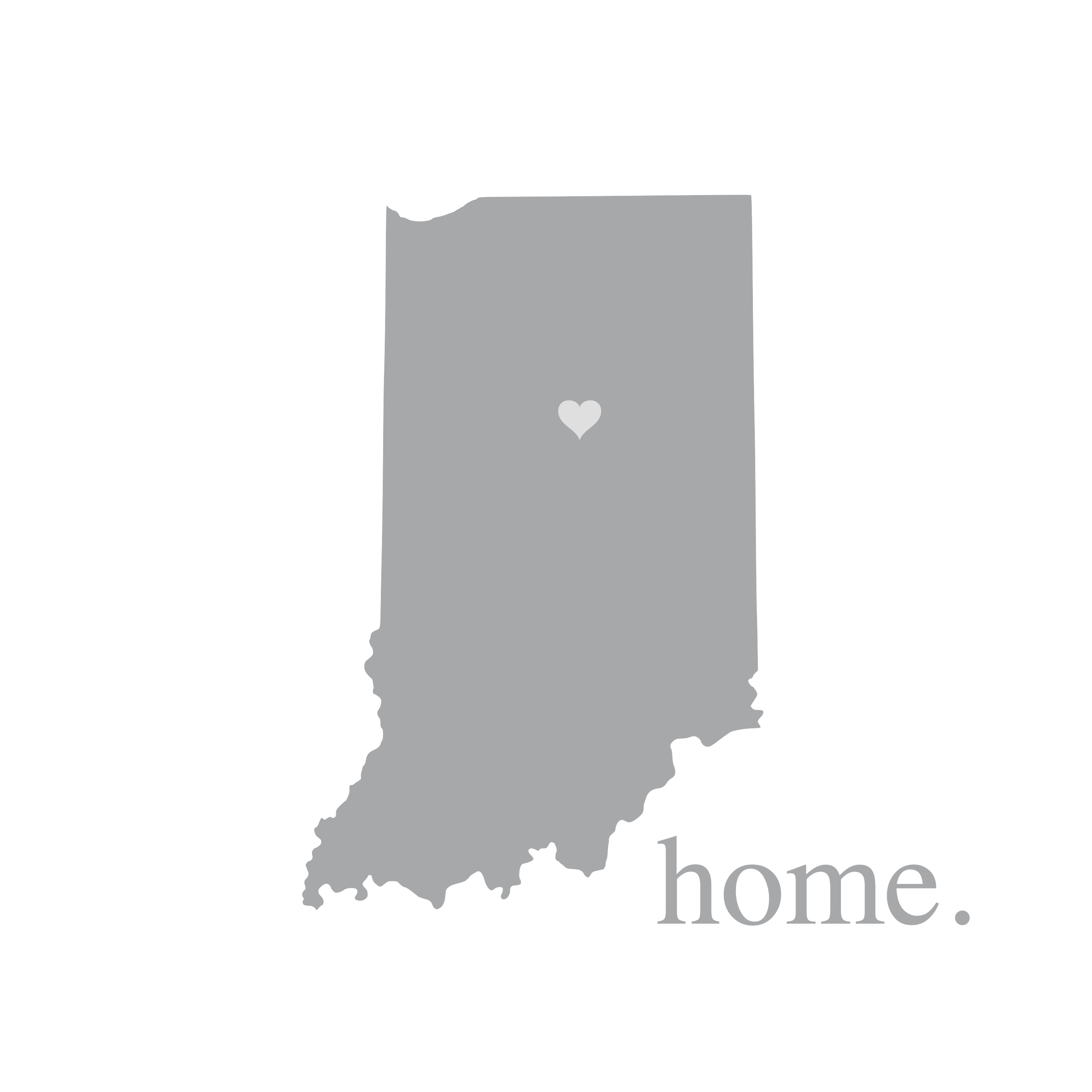 8130 Indiana Home State