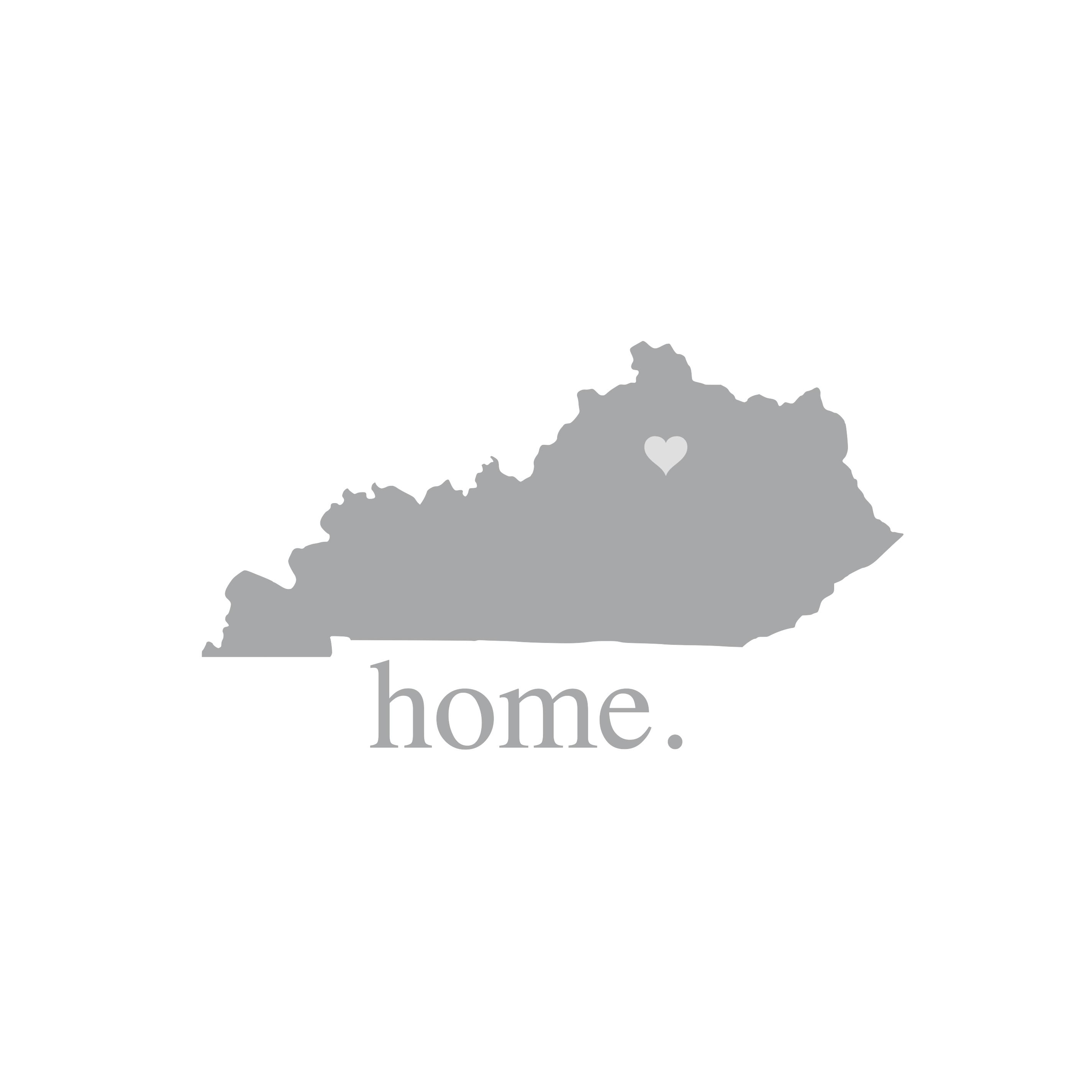 8160 Kentucky Home State