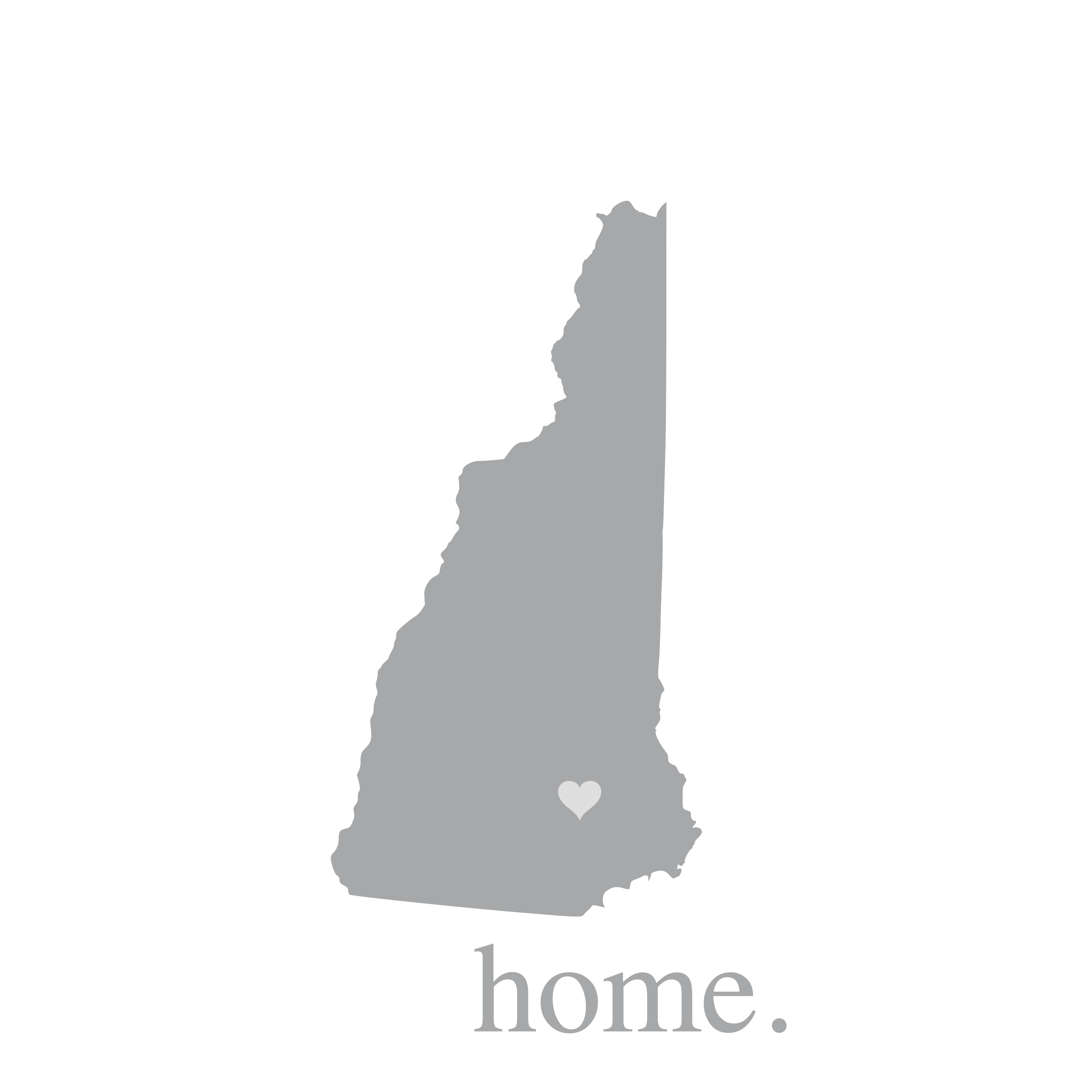 8280 New Hampshire Home State