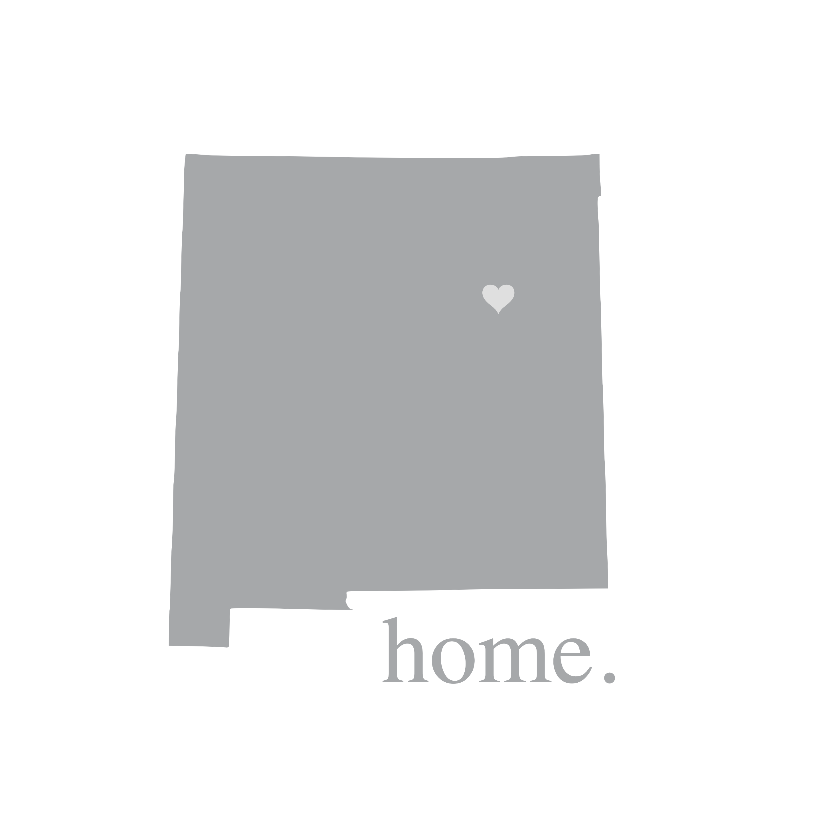 8300 New Mexico Home State