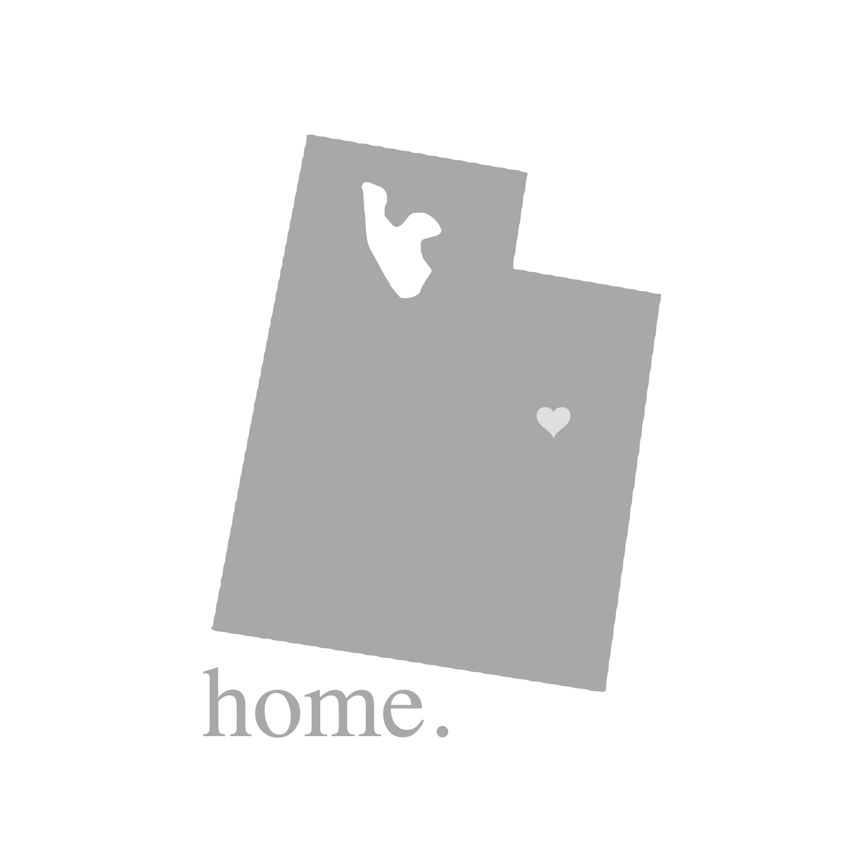 8430 Utah Home State