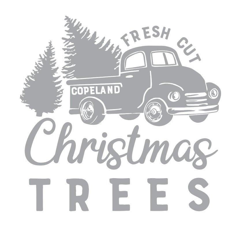 1040 Christmas Tree Truck