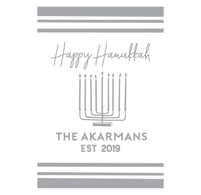 1047 Happy Hanukkah Name And Date