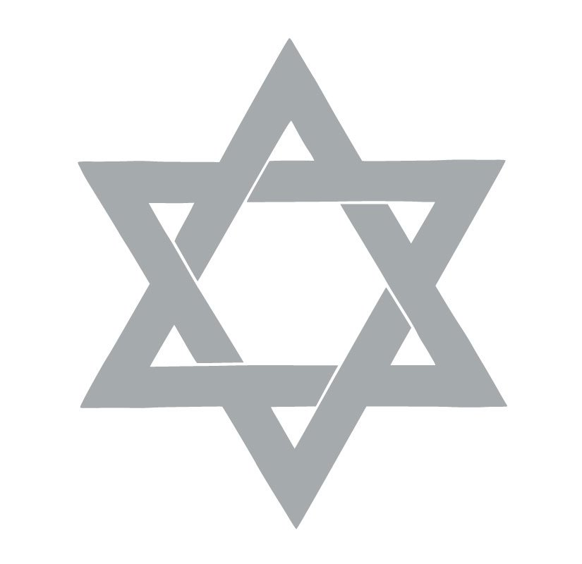 1050 Star Of David