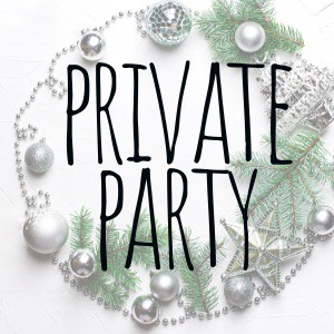 Grace Ministry Private Party 12/10