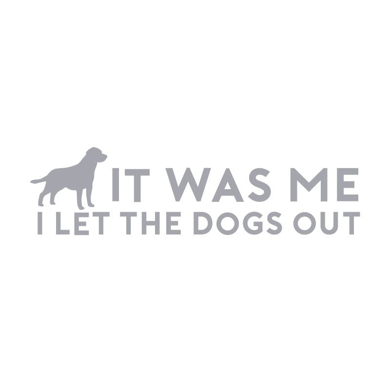 5185 I Let the Dogs Out