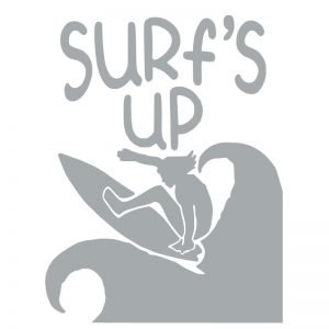 6059 Female Surf's Up