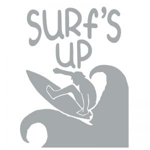 6059 Male Surf's Up