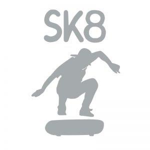 6060 Male Skater