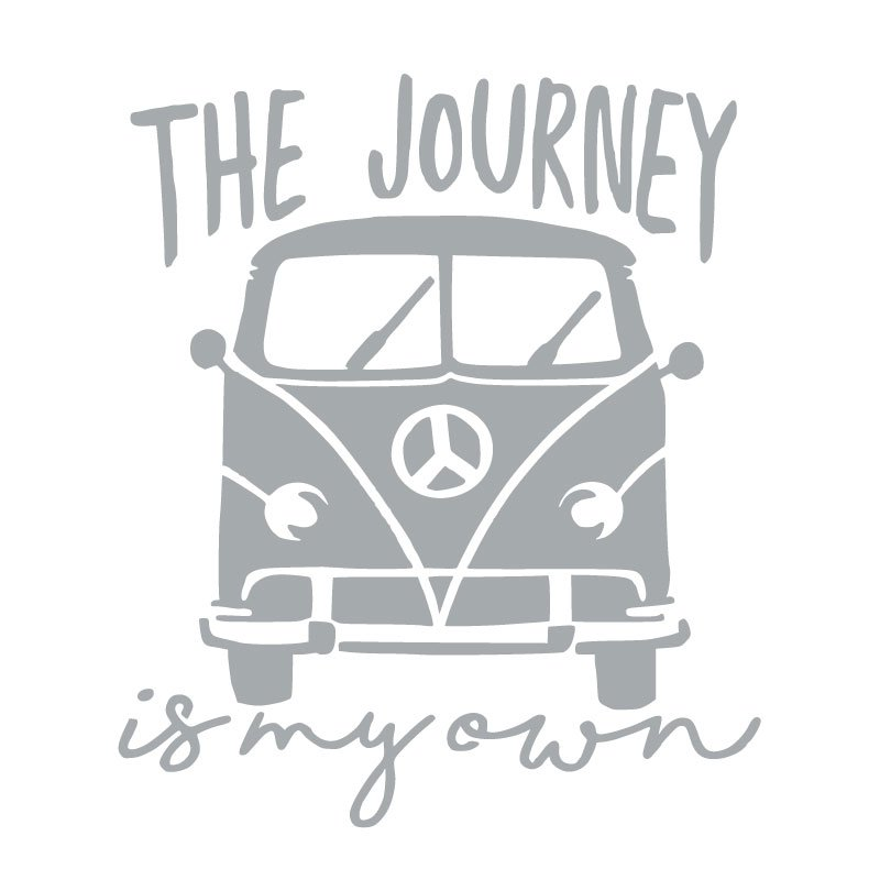 6068 The Journey is My Own