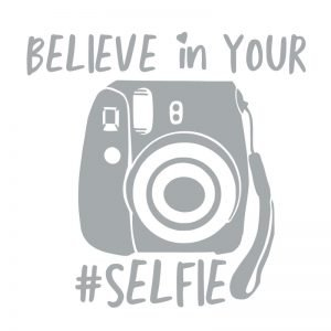 6069 Believe in Your Selfie