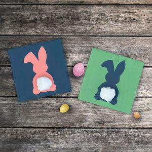 YP149 Cotton Tail Bunny Block