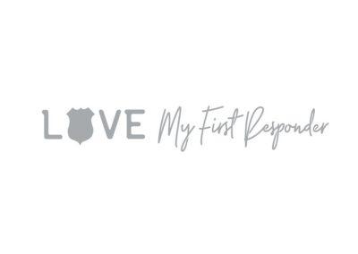 TM135- Love My First Responder Plank 6