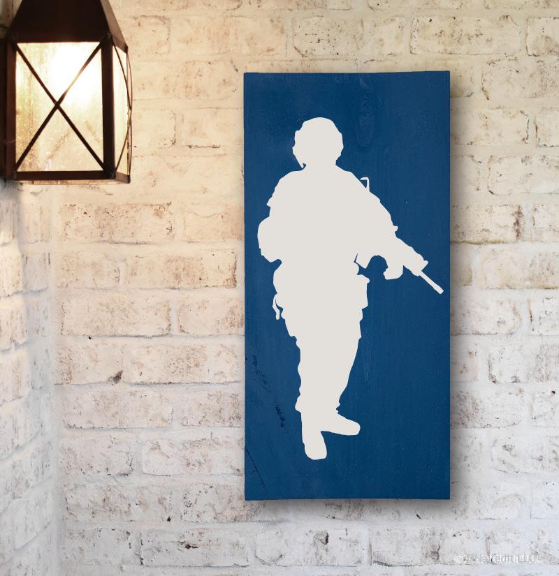5201 Combat Soldier