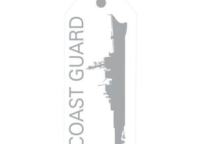TM140- A Hero Lives Here Military Door Tags 7