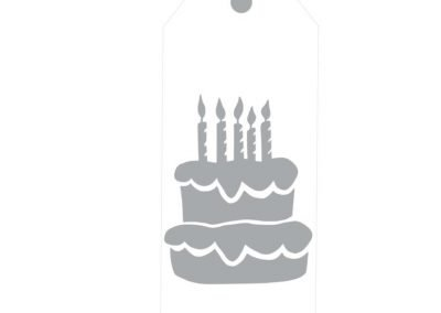 TM142- Happy Birthday Door Tags 3