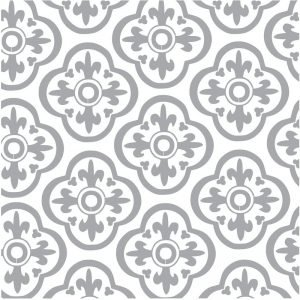 5337 Medallion Pattern