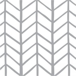 5342 Hand Drawn Chevron