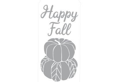 TM144-03 Happy Fall Pumpkins
