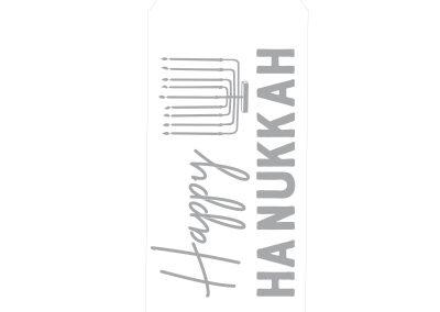 TM144-07 Happy Hanukkah